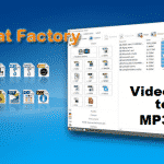 Cara Convert Video ke MP3 Dengan Format Factory di PC