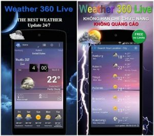aplikasi perkiraan cuaca weather 360
